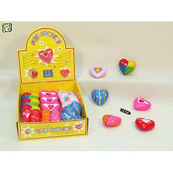 Cladellas  rattle Heart (Toys , Preschool , Babies , Early Childhood Toys)