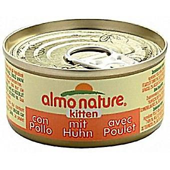 Almo Nature Legend Chicken And Tune (Cats , Cat Food , Wet Food)