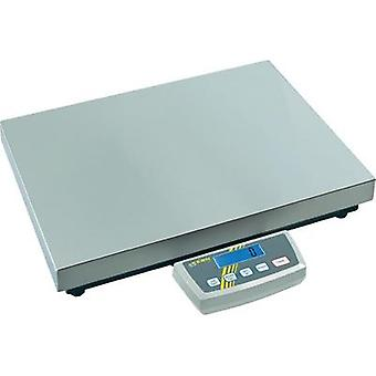 Platform scales Kern DE 300K5DL Weight range 300 kg Readability 5 g, 10 g mains-powered, battery-powered, rechargeable S