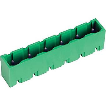 Pin enclosure - PCB STLZ960 Total number of pins 3 PTR 50960035121E Contact spacing: 7.62 mm 1 pc(s)
