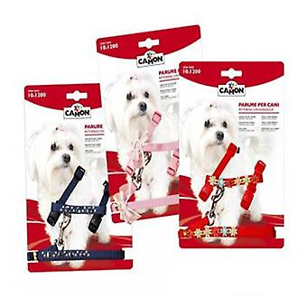 Camon Harness & Leash 120 cm Newstyle 10 mm (Dogs , Walking Accessories , Leads)