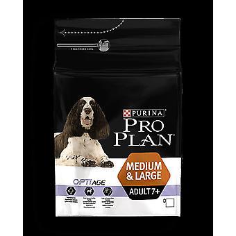 Pro Plan Dog Adult Optiage Medium & Large Breed 7+ Chicken 3kg