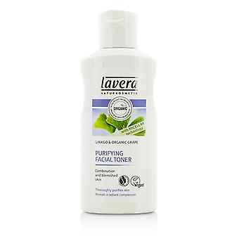 Lavera Organic Ginkgo & Grape Purifying Facial Toner - For Combination & Blemished Skin 125ml/4.1oz