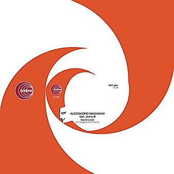 Allesandro Magnanini - hemmelige kæreste-Open Up Your Eyes [Vinyl] USA import