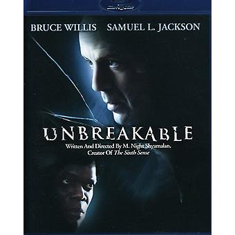 Unbreakable [BLU-RAY] USA importerer