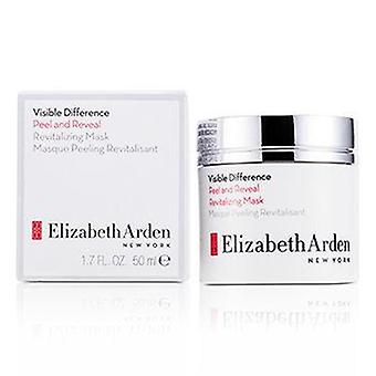 Elizabeth Arden Visible diferencia Peel & Reveal revitalizante máscara - 50ml / 1.7 oz