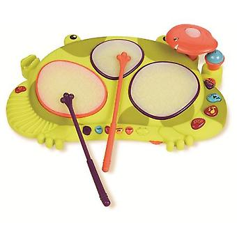 B. Teria electronic Ribbit-tat-tat (Toys , Educative And Creative , Music , Infants)