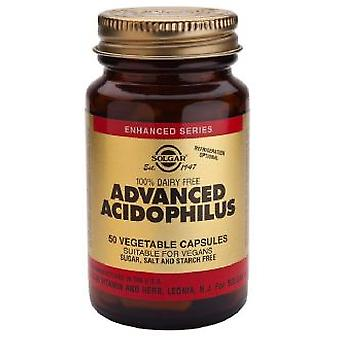 Solgar Advanced Acidophilus 50Vegicaps (Vitamins & supplements , Prebiotics & probiotics)