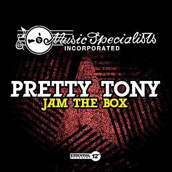 Ładny Tony - Jam Box USA import