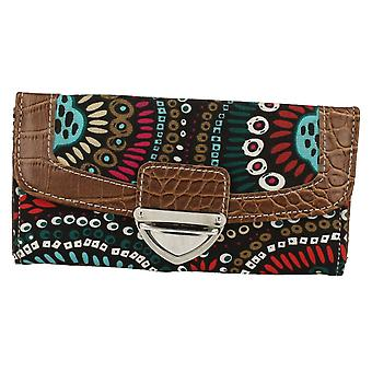 Ladies Spot On Casual Printed Purse
