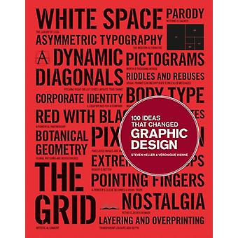 100 Ideas that Changed Graphic Design (Paperback) by Heller Steven Vienne Veronique