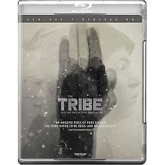 Stamme [Blu-ray] USA importerer