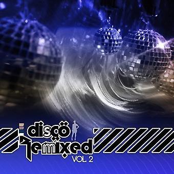 Discoteca Remixed - Vol. 2-discoteca Remixed [CD] USA importare