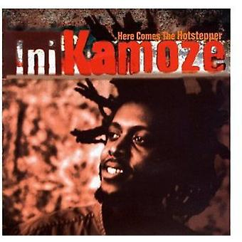 Ini Kamoze - Here Comes l'importation USA Hotstepper [CD]