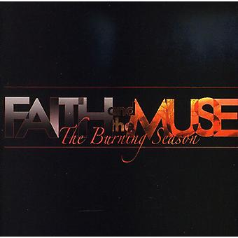 Faith & the Muse - Burning Season [CD] USA import