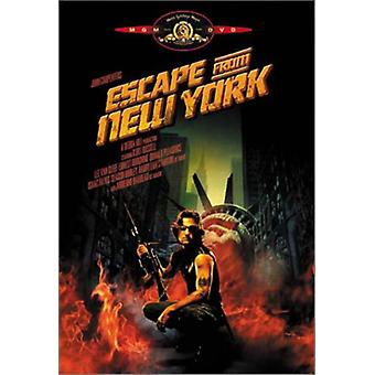 Escape From New York [DVD] USA import