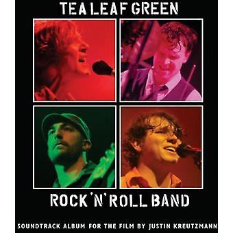 Te blad grøn - Rock & Roll Band [CD] USA importerer