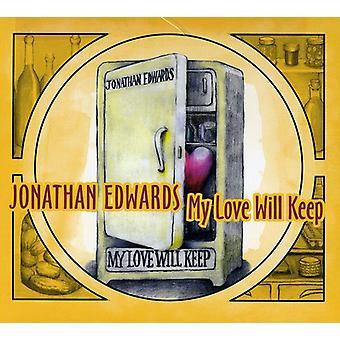 Jonathan Edwards - min kærlighed vil holde [CD] USA import
