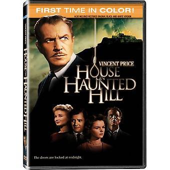Hus på Haunted Hill [DVD] USA import