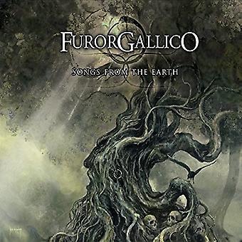 Furore Gallico - sange fra the Earth [CD] USA importerer