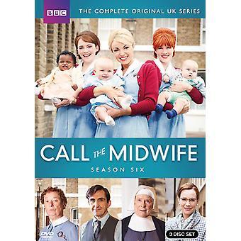Call the Midwife: Season Six [DVD] USA import