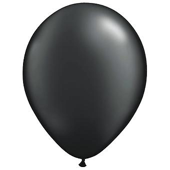 Ballon schwarz Luftballons Geburtstag Party 8 St. Deko Ballons Halloween
