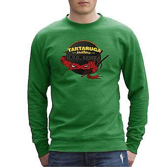 Tartaruga brødre Teenage Mutant Ninja Skildpadder Raphael mænds Sweatshirt