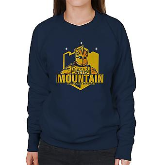 Mountain beskyttende tjenester Gregor Clegane Game Of Thrones kvinders Sweatshirt