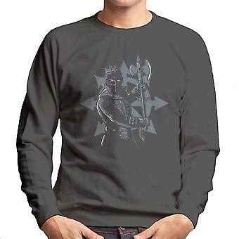 Rytter Sleepy Hollow mænds Sweatshirt