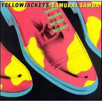 Yellowjackets - Samurai Samba [CD] USA importar