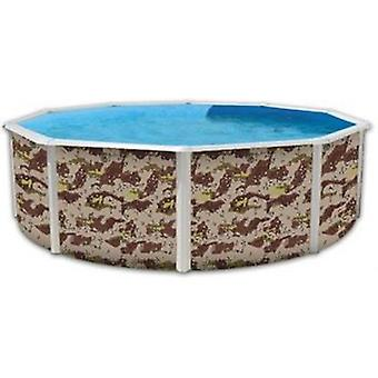 Toi Swimming pool camouflage (Garden , Swimming pools , Swimming pools)
