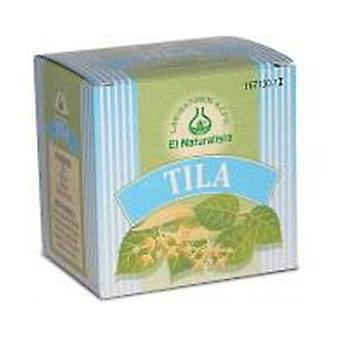El Naturalista Tila 10 Infusions (Dietetics and nutrition , Herbalist's , Infusions)