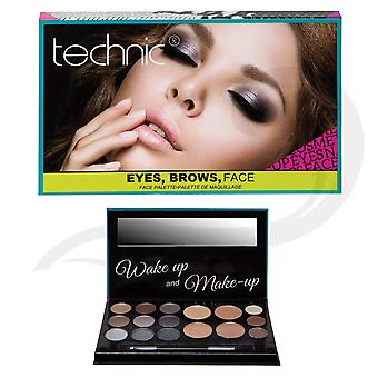 TCN997201 EYES BROW & FACE GIFT SET