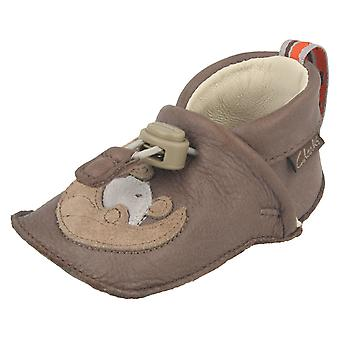 Baby Boys Soft Pram Shoes BAGYB