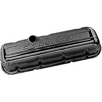 Proform 141-142 BBC Polished Die Cast Valve Cover - Tall with Baffle