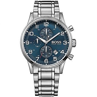 Hugo Boss Men's Aeroliner Chronograph Watch 1513183