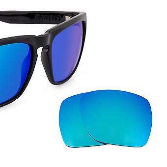 Best SEEK Polarized Replacement Lenses for Electric KNOXVILLE XL Blue Mirror