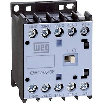 Contactor 1 pc(s) CWCA0-13-00C03 WEG 1 maker, 3 breakers