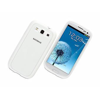 Griffin afsløre klart tilfældet for Samsung Galaxy S3 (hvid Trim)