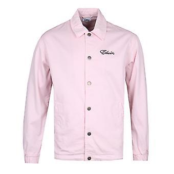 Edwin Pink Coach Jacket
