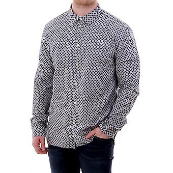 Paul Smith Jeans Paul Smith Mens Ls Tailored Fit Shirt With Small P