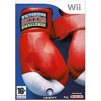 Siegreiche Boxer Challenge (Wii)