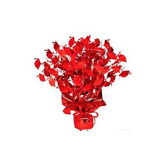 Graduado tapa Gleam n ' Burst central rojo (cantidad 1)