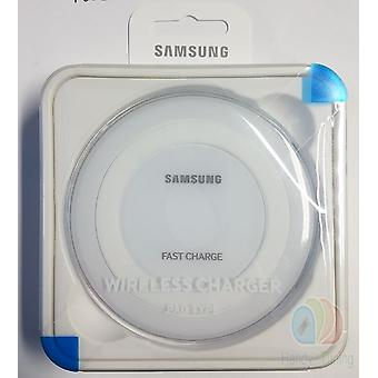 Samsung EP-PN920BWEG Induktive Qi Schnell Ladestation Weiss Galaxy S7, Edge, Note 5, Galaxy S6 Blister