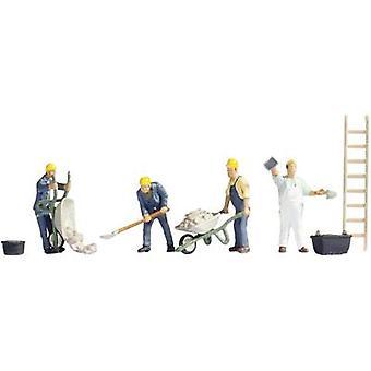 NOCH 36055 NOCH 36055 N Figures - Bricklayers