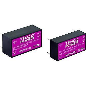 AC/DC PSU (print) TracoPower TMLM 04105 5 Vdc 0.8 A 4 W