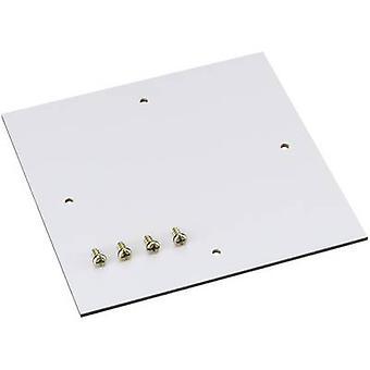 Spelsberg 19500201 TK MPI-97 TK Mounting Plate For Plastic Casing (L x W) 74 mm x 45 mm Insulation material HP Melamin-P