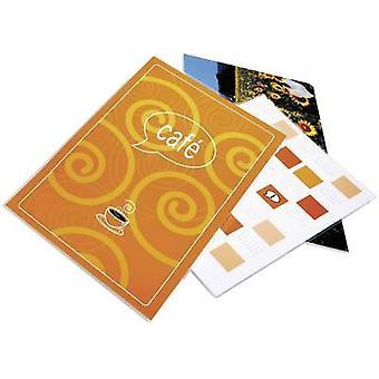 Laminate sheet GBC A7 125 micron glossy
