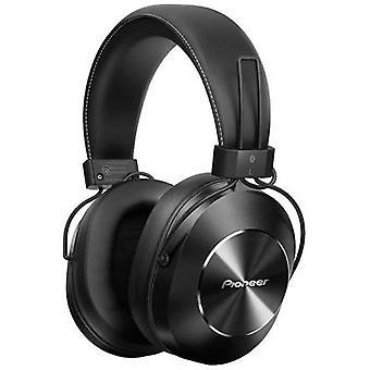 Pioneer SE-MS7BT-K Bluetooth® (1075101) Hi-Fi Headphones Over-the-ear NFC, Volume control, Headset Black