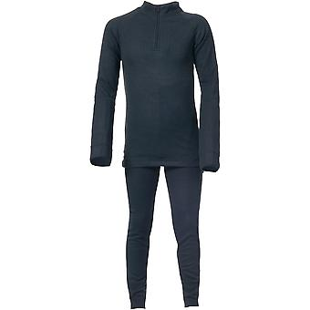 Trespass Boys and Girls Unite360 Wicking Base Layer Set Top Trousers